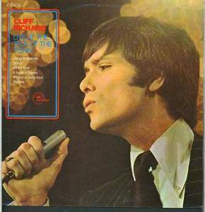 Cliff Richard: Live At The Talk Of The Town - Cover