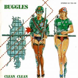 Cover - Buggles, The: Clean, Clean