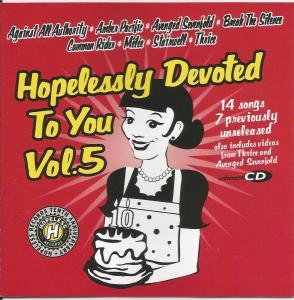 Hopelessly Devoted To You Vol. 5 - Cover