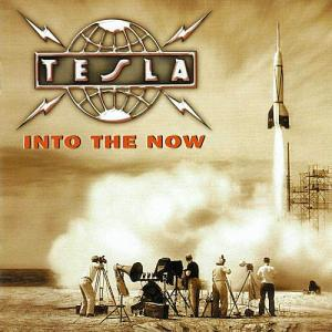 Tesla: Into The Now - Cover