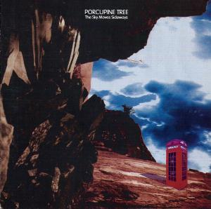 Porcupine Tree: Sky Moves Sideways, The - Cover