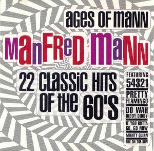 Manfred Mann: Ages Of Mann - Cover