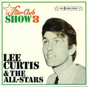 Cover - Lee Curtis & The All Stars: Star-Club Show 3