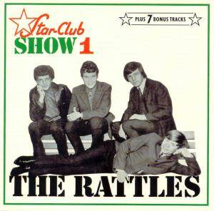 Cover - Rattles, The: Star-Club Show 1