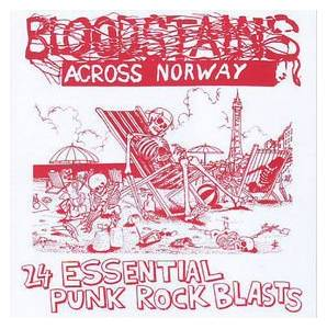 Cover - Z Off: Bloodstains Across Norway