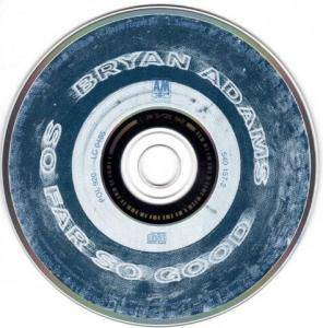 Bryan Adams: So Far So Good (CD) - Bild 3