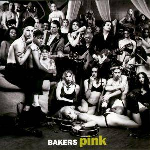 Bakers Pink: Bakers Pink - Cover