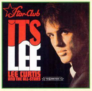 Cover - Lee Curtis & The All Stars: Star-Club It's Lee