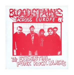 Bloodstains Across Europe - Cover