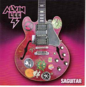 Cover - Alvin Lee: Saguitar