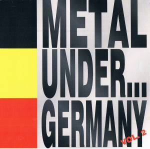 Cover - Dark: Metal Under Germany Vol. 2