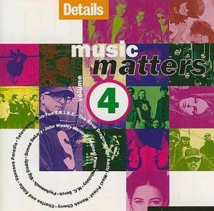 Details Music Matters 4 - Cover
