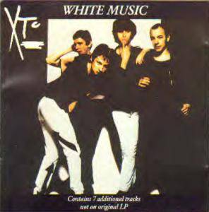 XTC: White Music - Cover