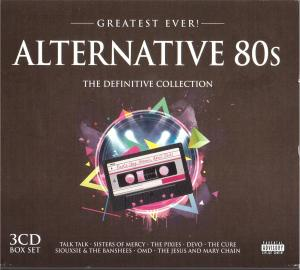 Greatest Ever! - Alternative 80s - Cover
