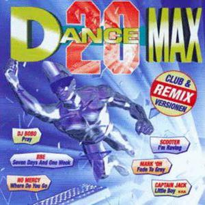 Dance Max 20 - Cover