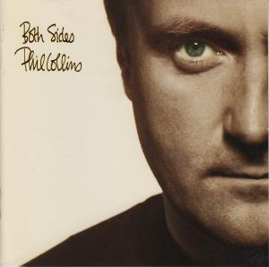 Phil Collins: Both Sides - Cover