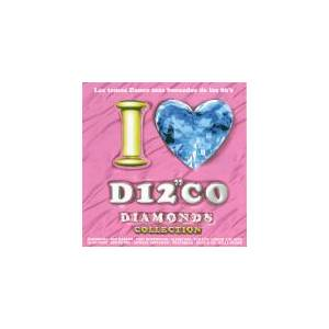 Cover - Alan Cook: I Love Disco Diamonds Collection Vol. 06