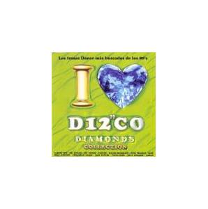 Cover - Paul Lekakis: I Love Disco Diamonds Collection Vol. 07