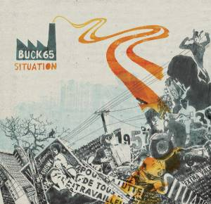 Cover - Buck 65: Situation