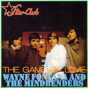 Wayne Fontana & The Mindbenders: Game Of Love, The - Cover