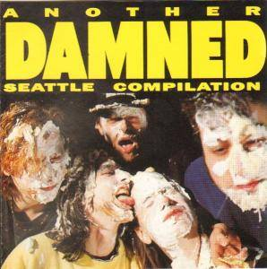Another Damned Seattle Compilation - Cover
