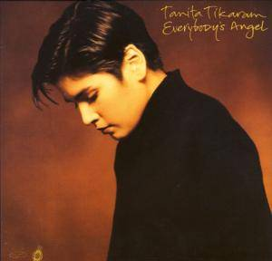 Tanita Tikaram: Everybody's Angel - Cover