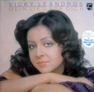 Cover - Vicky Leandros: Mein Lied Für Dich