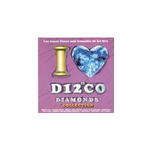 Cover - Paul Paul: I Love Disco Diamonds Collection Vol. 13