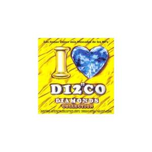 Cover - Alan Cook: I Love Disco Diamonds Collection Vol. 14
