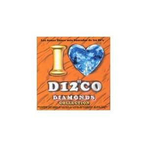 I Love Disco Diamonds Collection Vol. 15 - Cover