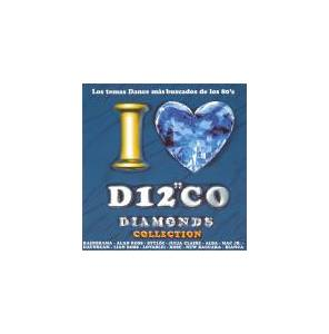 Cover - Alan Ross: I Love Disco Diamonds Collection Vol. 16