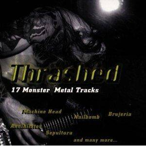 Thrashed - Cover