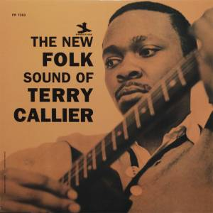 Cover - Terry Callier: New Folk Sound Of Terry Callier, The