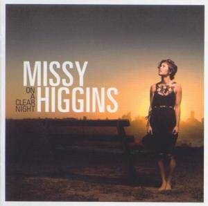 Cover - Missy Higgins: On A Clear Night