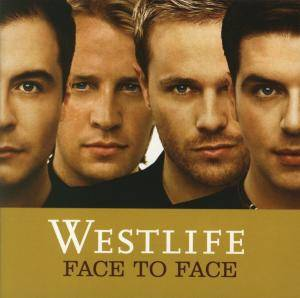 Cover - Westlife: Face To Face