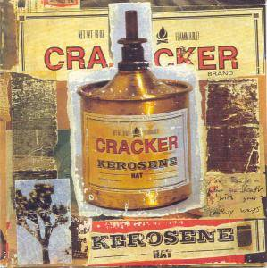 Cover - Cracker: Kerosene Hat
