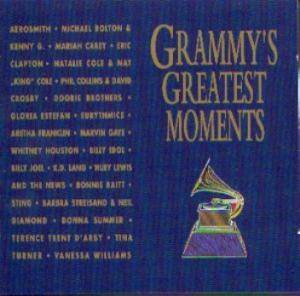 Cover - David Crosby & Phil Collins: Grammy's Greatest Moments