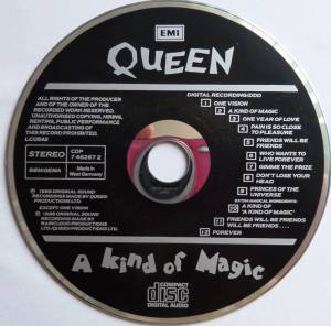 Queen: A Kind Of Magic (CD) - Bild 3