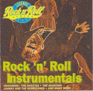 Legends Of Rock'n'roll Series - Rock 'n' Roll Instrumentals - Cover