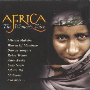 Africa - The Women's Voice - Cover