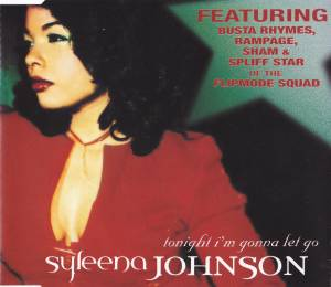 Cover - Syleena Johnson: Tonight I'm Gonna Let Go