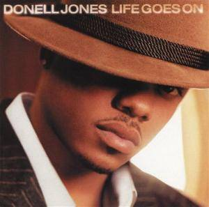Cover - Donell Jones: Life Goes On