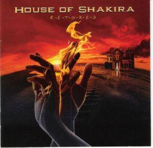 Cover - House Of Shakira: Retoxed