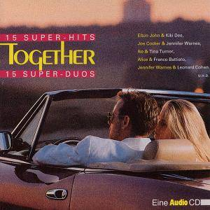 Cover - Jermaine Jackson & Pia Zadora: Audio - Together