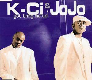 Cover - K-Ci & JoJo: You Bring Me Up