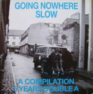 Cover - Sofa Head: Going Nowhere Slow