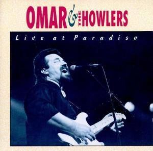 Omar & The Howlers: Live At Paradiso - Cover