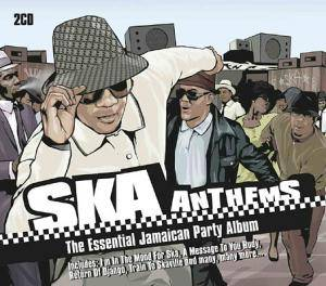 Ska Anthems - Cover