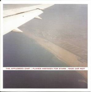 Cover - Planes Mistaken For Stars: Appleseed Cast / Planes Mistaken For Stars / Race Car Riot