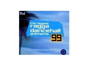 Biggest Ragga Dancehall Anthems 99, The - Cover